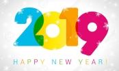 Tết dương lịch 2019: Người lao động được nghỉ 4 ngày