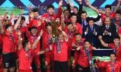 HLV Park Hang Seo tiếp tục được vinh danh ở châu Á