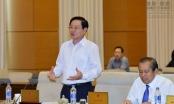 Bộ trưởng Nội vụ: Ngăn việc 'tranh thủ' bổ nhiệm khi sáp nhập huyện, xã