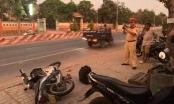 Bình Dương: Nữ sinh bị 2 tên cướp kéo lê hàng chục mét dưới đường