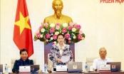 Khai mạc Phiên họp thứ 34 Ủy ban Thường vụ Quốc hội