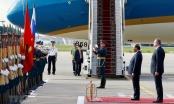Lễ đón chính thức Thủ tướng Nguyễn Xuân Phúc tại thủ đô Moskva
