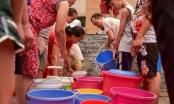 10.000 cư dân Tân Tây Đô đang khát khô cổ vì mất nước sinh hoạt