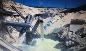 Phú Yên: Doanh nghiệp nuôi tôm ở huyện Tuy An xả thải gây ô nhiễm môi trường biển?