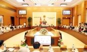 Khai mạc Phiên họp thứ 35 của Ủy ban Thường vụ Quốc hội