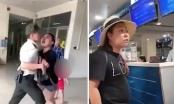 Cấm bay 1 năm nữ công an gây rối tại sân bay Tân Sơn Nhất