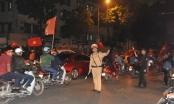 Yêu cầu chống đua xe, ghi hình vi phạm sau trận Việt Nam - Thái Lan