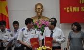 Bình Thuận: Cảnh sát biển luôn là điểm tựa để ngư dân vươn khơi