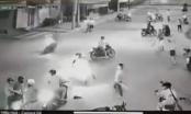 Hàng chục thanh niên đuổi chém tổ công an tuần tra tại Đồng Nai