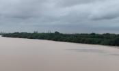 """Phát hiện """"cát tặc"""" đang lộng hành trên sông Đồng Nai"""