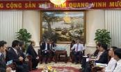 Chủ tịch UBND tỉnh Đồng Nai gặp gỡ đoàn Hiệp hội Doanh nghiệp Nhật Bản