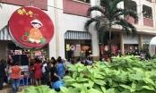 TP HCM: Tưng bừng Hội chợ Xuân tại trường Tiểu học Nguyễn Thái Sơn
