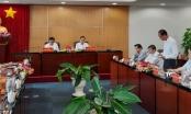 Ủy ban Kiểm tra Trung ương thăm và làm việc tại tỉnh Bình Dương