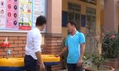 Độc đáo sáng tạo biến lốp xe hơi cũ thành chậu rửa tay cho trẻ