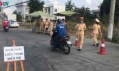 CSGT tỉnh Bà Rịa - Vũng Tàu cùng người dân chống dịch Covid-19