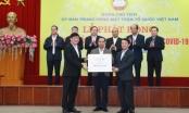 Đại Nam Ong Biển ủng hộ 300 tấn gạo hữu cơ góp sức đẩy lùi đại dịch Covid-19