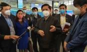 Bộ trưởng Nguyễn Văn Thể kêu gọi toàn ngành giao thông hưởng ứng chống dịch Covid-19