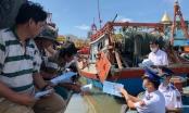 Bộ Tư lệnh Cảnh sát biển Vùng 3 cùng ngư dân phòng chống dịch Covid-19