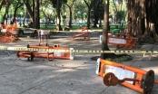 TP HCM dừng đặt xe công nghệ, hạn chế tập trung đông người tại công viên