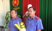 Viện Kiểm sát Nhân dân tỉnh Long An có tân Viện trưởng