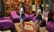 """Một cơ sở massage ở Đồng Nai vẫn hoạt động """"bình thường"""" bất chấp lệnh cấm"""