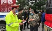 Thái Bình lập 7 chốt kiểm soát chặn người đến từ vùng có dịch