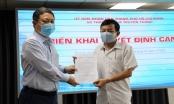 Ông Nguyễn Văn Khanh được bổ nhiệm làm Phó Giám đốc Trung tâm Báo chí TP HCM