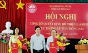 Đồng Nai: Bổ nhiệm ông Trần Quốc Tuấn làm Cục trưởng Cục Thống kê