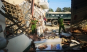 Bà Rịa - Vũng Tàu: Lùi xe sập nhà làm một người tử vong
