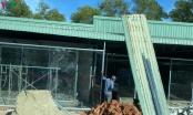 Vũng Tàu: Cưỡng chế các công trình xây dựng trái phép tại Long Sơn