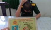 Giả danh sĩ quan quân đội để lừa đảo