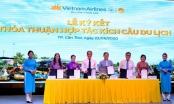 Vietnam Airlines chính thức đưa vào khai thác đường bay Cần Thơ - Đà Lạt