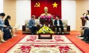 Tỉnh Bình Dương tiếp và làm việc với đoàn công tác KOICA tại Việt Nam