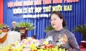 Chủ tịch Quốc hội Nguyễn Thị Kim Ngân tham dự Kỳ họp thứ 12, HĐND tỉnh Bình Phước khóa IX