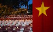 Bình Thuận thắp nến tri ân các anh hùng liệt sĩ