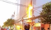 Đồng Nai: Thẩm mỹ viện Anna bất ngờ bốc cháy vì chập điện bảng hiệu quảng cáo