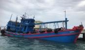 Cảnh sát biển vùng 3 bắt hơn 100 ngàn lít dầu DO trái phép
