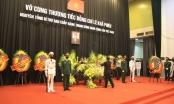 Những hình ảnh về lễ viếng nguyên Tổng Bí thư Lê Khả Phiêu tại Thanh Hóa