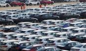 Ô tô nhập về Việt Nam tăng sốc, thị trường xe hơi sắp nóng trở lại?