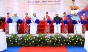 Chuẩn bị mặt bằng triển khai dự án xây dựng sân bay Phan Thiết