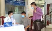 Mũi vắc xin Covid-19 đầu tiên tại Đồng Nai
