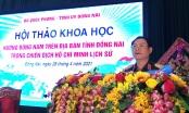 """""""Hướng Đông Nam trên địa bàn tỉnh Đồng Nai trong chiến dịch Hồ Chí Minh lịch sử"""""""