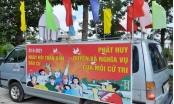 Đồng Nai: Nhơn Trạch dốc toàn lực chuẩn bị cho ngày hội bầu cử