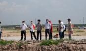 Huyện Long Thành đã trao giấy chứng nhận quyền sử dụng đất khu tái định cư sân bay Long Thành cho hàng chục hộ dân