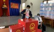 Bình Dương công bố kết quả bầu cử và danh sách đại biểu trúng cử đại biểu HĐND tỉnh khóa X, nhiệm kỳ 2021-2026
