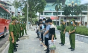 Trục xuất 54 người Trung Quốc nhập cảnh trái phép qua biên giới Tây Nam