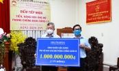Cán bộ, nhân viên Dược Hậu Giang ủng hộ một ngày lương vào Quỹ vaccine và trao tặng 5.000 bộ test nhanh Covid-19