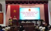 Kỳ họp thứ nhất HĐND tỉnh Hậu Giang khoá X bầu các chức danh của HĐND và UBND