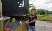 Bà Rịa - Vũng Tàu: Bắt đối tượng ném ma tuý vào thùng xe CSGT để phi tang