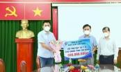 Tây Ninh tiếp nhận vật tư y tế hỗ trợ phòng, chống dịch COVID-19